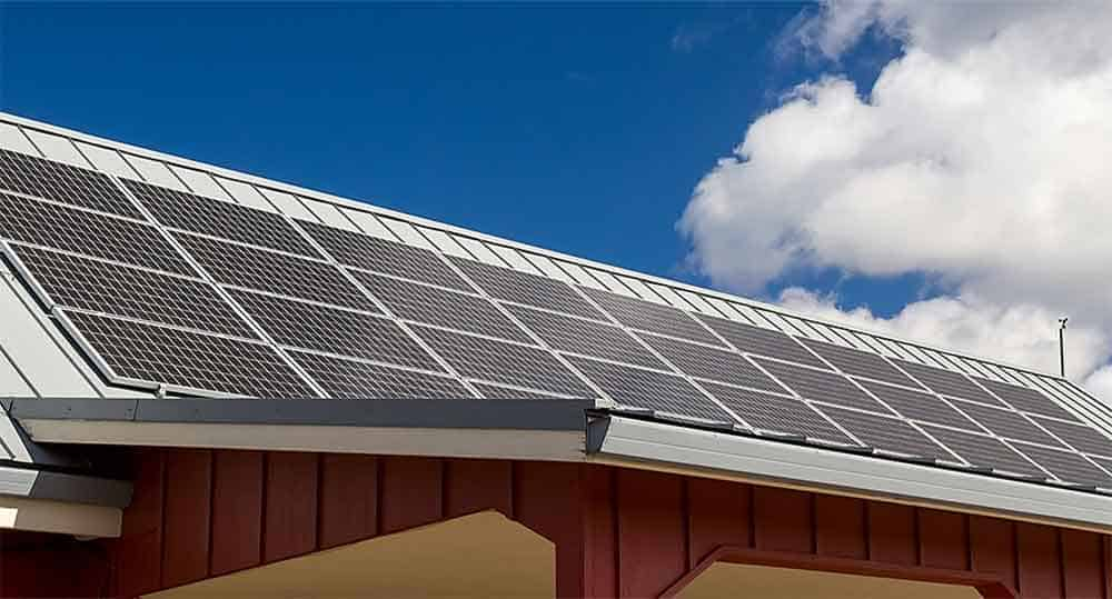 Different Roof Type Options For Solar Panel Installation